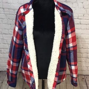 Eye Candy | Furry Lined Flannel | XXL